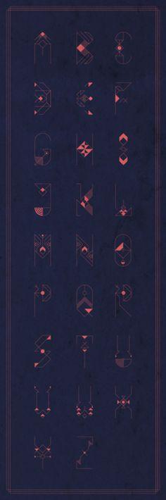Zondag by Jacopo Severitano on Typography Served