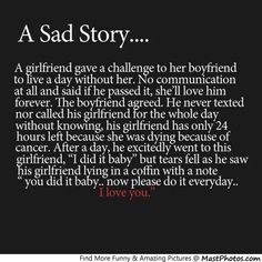 A Sad Story Of A Dying Girl, This is a True Love. Incoming search terms:sad quotes for girlssad stories about love for facebooksad love tria