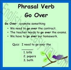 Please share & post your answer!!!   #PhrasalVerb