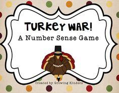 Freebie! Turkey War!