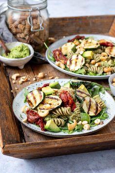 Good Healthy Recipes, Clean Recipes, Vegetarian Recipes, Pasta Recipes Video, Chicken Pasta Recipes, Healthy Diners, Vegan Pasta, Vegan Dinners, Food Inspiration