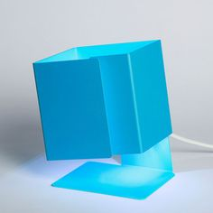 Ding Table Light Blue, £116, now featured on Fab.