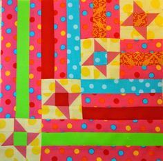 44th Street Fabric: Aurifil BOM for September finished... xxx