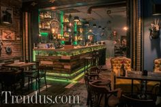 Dünyanın en ilginç restoranları - Joben Bistro