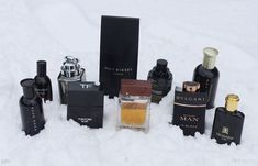 The Best Men's Warm And Spicy Fragrances For Cold Weather Best Perfume For Men, Best Fragrance For Men, Best Fragrances, Perfume And Cologne, Perfume Bottles, Perfume Making, Home Scents, Smell Good, Moda Masculina