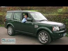 Landrover Discovery review