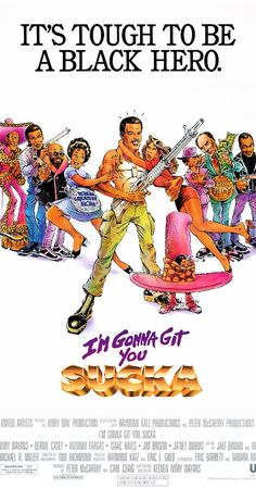 Directed by Keenen Ivory Wayans.  With Keenen Ivory Wayans, Bernie Casey, Antonio Fargas, Steve James. In this parody of blaxploitation movies, a black hero wannabe reunites former black heroes from the 70s to help him get revenge on Mr. Big.
