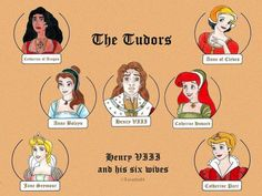 Disney and The Tudors