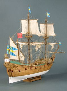 Pepegojan 1627 A laser cut cardboard kit by Shipyard.   When I retire I will build all of their models....