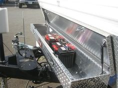 travel trailer batte