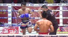ศกมวยดวถไทยลาสด 4/4 5 มนาคม 2560 มวยไทยยอนหลง Muaythai HD  : Liked on YouTube [Flickr]