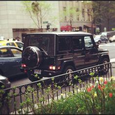 G Wagon. dream carrrrrr.