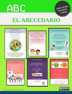 GRUPO C. EL ABECEDARIO. Patricia González Mantilla. El proyecto imprescindible para motivar a los niños con la lecto-escritura. Repasa y afianza los conocimientos sobre las letras con este dinámico proyecto colaborativo.