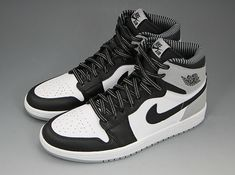 SPRING HEAT! Air Jordan 1 Retro High OG BARON. Releases May 14, 2014.