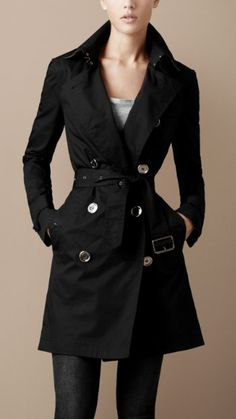 burberry trench $895 (nice big buttons :)