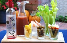 bloody mary bar recipe - Google Search