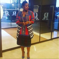 See original image Venda Traditional Attire, African Attire, Original Image, Cannes, African Fashion, Ootd, How To Wear, Pie, Clock