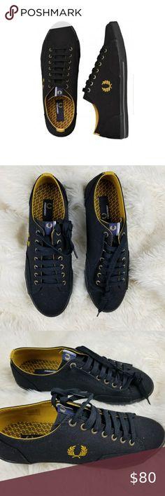 New MENS VERSACE JEANS BLACK WING CAP NYLON Sneakers