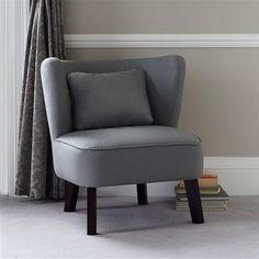 Phoebe Chair, Dove Grey