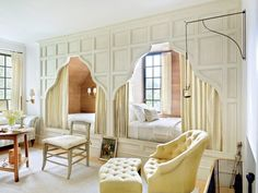 Traditional Bedroom by McAline Tankersley Architecture; McAlpine Booth & Ferrier Interiors in Baton Rouge, LA