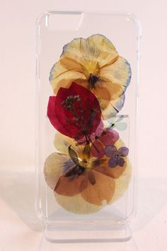 Alice iPhone 6/6S Dried Flower Phone Case