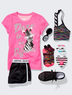Girls are awesome, tween fashion, little girl fashion, latest fashion, fash Tween Fashion, Little Girl Fashion, Fashion Outfits, Latest Fashion, Fashion Fashion, Cute Outfits For Kids, Cute Summer Outfits, Cool Outfits, Sporty Outfits