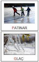 Després dels bons resultats que vam obtenir amb el vocabulari de tardor, us penjo el d'hivern per si algú de vosaltres el vol utilitzar a l...