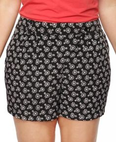 Bicycle shorts from Forever 21. I would love these so much.