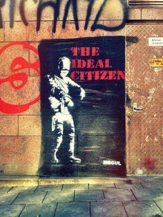 Street art around the world