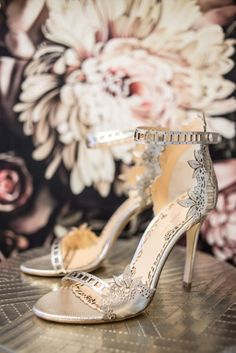 """The quality and style of your wedding shoes are just as important as the wedding dress. Most brides will wait until after they said """"yes"""" to the wedding dress to go on a hunt for the perfect shoe. But there are so many questions to answer first. """"Do I want flats or pumps? Do I want a bright..."""