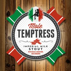 """Lakewood Brewing Company Releases Limited """"Seduction Series"""" Edition of  Mole Temptress"""
