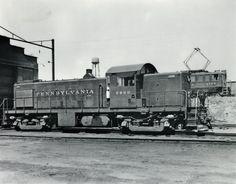prr diesel locomotives | Alco RS1 No. 5620 - Pennsylvania Railroad Photographs