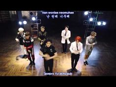 BTS - DOPE MV (sub español - hangul - roma) HD