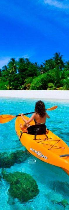 Blue Lagoon – Maldives | Indian Ocean #VisitMaldives