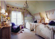 storybook little girls room