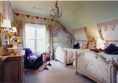 storybook little girls room