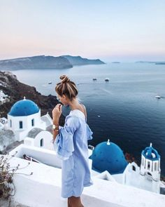 Read more travel goals, travel tips, santorini greece, mykonos, santorini t Oh The Places You'll Go, Places To Travel, Travel Destinations, New Travel, Travel Goals, Travel Hacks, Travel Ideas, Travel Tips, Wanderlust Travel