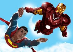 flyiong iron man - Google Search
