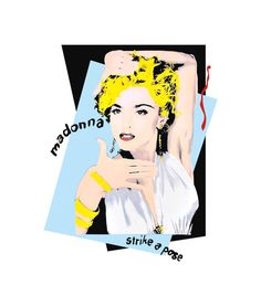 Madonna Licensed T Shirt Strike A Pose Adult Unisex Size : Madonna Licensed T Shirt Strike A Pose Like and Share if you want this! Quote Tshirts, Funny T Shirt Sayings, Funny Shirts, Zombie T Shirt, Movie T Shirts, Custom Tees, Tour T Shirts, Strike A Pose, Madonna