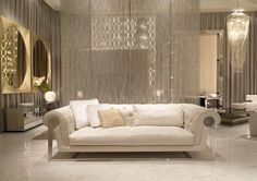 Luxury sofa by Visionnaire available at www.walls-interiors.com