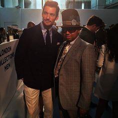 LCM First day with Mr David Gandy. #lcm #oliverspencer #magazine #davidprestonshoes #gqstyle #jonasolivercom #groming #lfw #fw #london #londonfashionweek #menswear #mensstyle #londonfashion #fashion #style #fashionlover #designer #menswear #lfw16 #mfw #malemodel #streetstyle #davidgandy