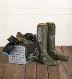 rubber boots that fit in your purse