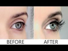 Lilith Moon: How to grow longer lashes NATURALLY with castor oil Beauty Care, Diy Beauty, Beauty Makeup, Eye Makeup, Beauty Hacks, How To Grow Eyelashes, Longer Eyelashes, Long Lashes, Lashes Grow
