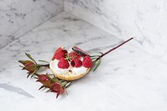 Mozarella, fig and raspberry sandwich - Coco Sweet Dreams | Lily.fi