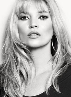 wow! spectacular Kate Moss for Mango.