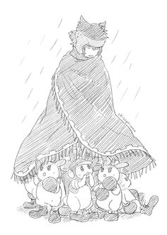( ╹o╹・), I realized I haven't drawn Beta! Manga, Bl Games, Nitro Chiral, Star Coloring Pages, Deadman Wonderland, Dramatical Murder, Animal Books, Werewolf, Game Art