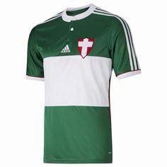 Oficializado o modelo 3 da camisa do Palmeiras para 2014