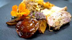 Borbás Marcsi szakácskönyve - Töltött csirke (2019.10.27.) Favorite Recipes, Chicken, Youtube, Anna, Food, Meals, Yemek, Youtubers, Buffalo Chicken