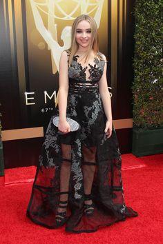 Sabrina Carpenter at the 2015 Creative Emmy Awards!!!!