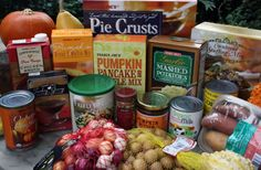 ThanksgivingSpread of Products